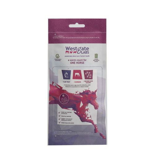 Westgate Labs - Worm Count Kit - for one Horse